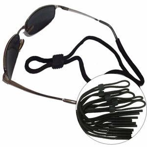 e5052be3c6 La imagen se está cargando Anteojos-Gafas-De-Sol-Cuerda-Soporte-Banda-Cinta-