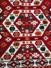 Kilim Turco AUTHENTIC Anatolian RUG CARPET yoruk modello 5 COLORI