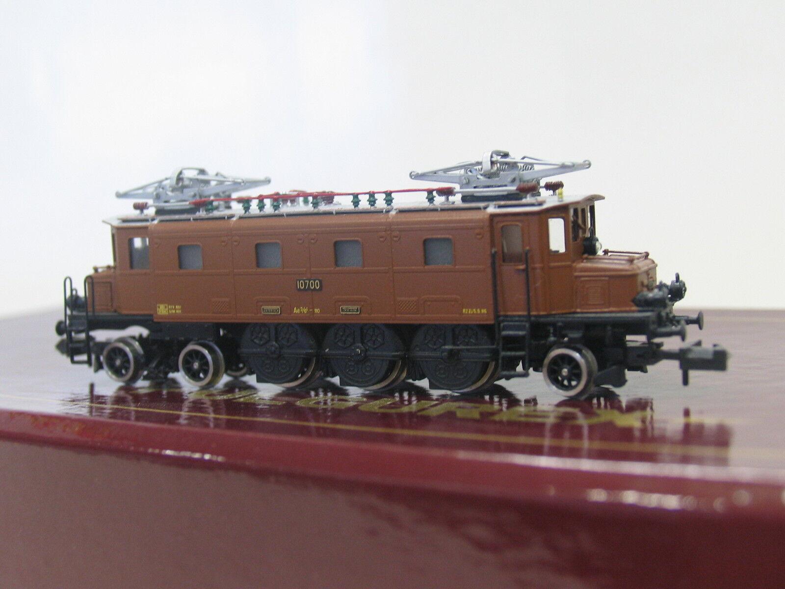 FULGUREX 1148 E-Lok AE 3/6 Marrone delle SBB sc16