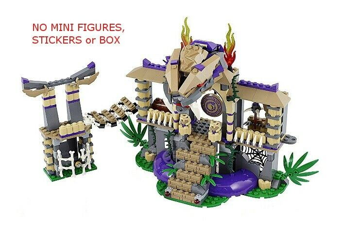 LEGO 70749 - Ninjago - Enter the Serpent - NO Mini Figures   BOX