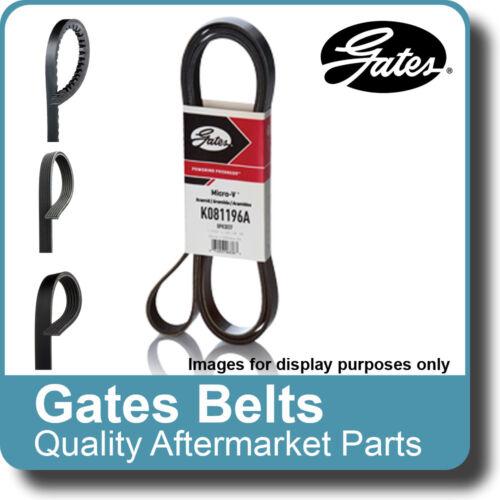 Gates-Micro-V Multi-acanalado Correa de ajuste elástico 6PK1249SF