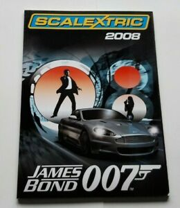 CATALOGUE-SCALEXTRIC-ANNEE-2008