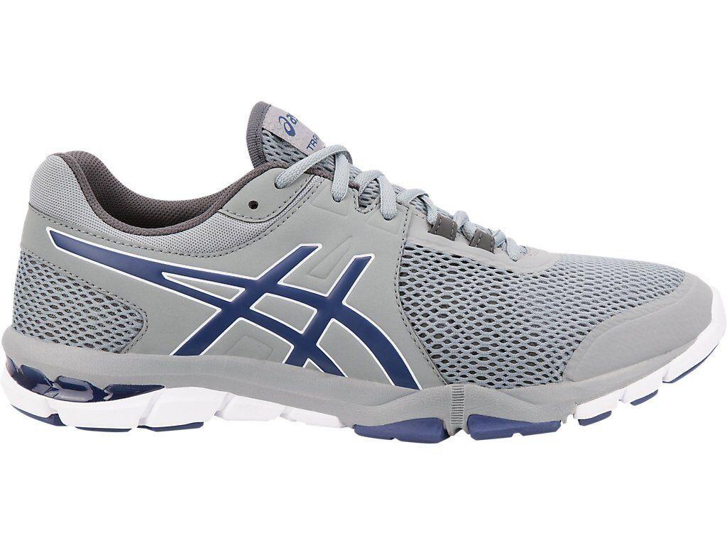 Asics GEL-Craze TR 4 Grey Blue Uomo Training Shoes S705N-020 S705N-020 S705N-020 c81572
