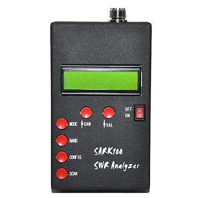 1- 60MHz Wave ANT SWR Antenna Analyzer Meter For SARK100 Ham Radio Hobbism