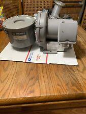 Fuji Electric Vfc100a 7w 3 Phase Ring Compressor Regenerative Blower 016 Hp
