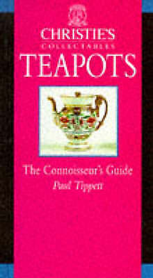 Teapots (Christie's Collectables), Tippett, Paul, Very Good Book