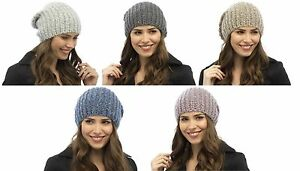 Tom-Franks-Ladies-Slouch-Sequinned-Knitted-Beanie-Hat