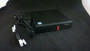Lenovo-ThinkCentre-M720q-Pentium-5400T-CPU-No-HDD-w-Adapter-See-Condition