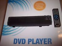 Craig Dvd/jpeg/cd-r/cd-rw/cd Compatible Player Cvd505 Black
