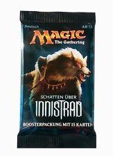 Sombra sobre Innistrad Booster Pack germano-Magic the Gathering tarjetas mtg