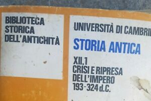 Storia-Antica-Universita-Di-Cambridge-Storia-Antica-XII-Crisi-e-Ripresa