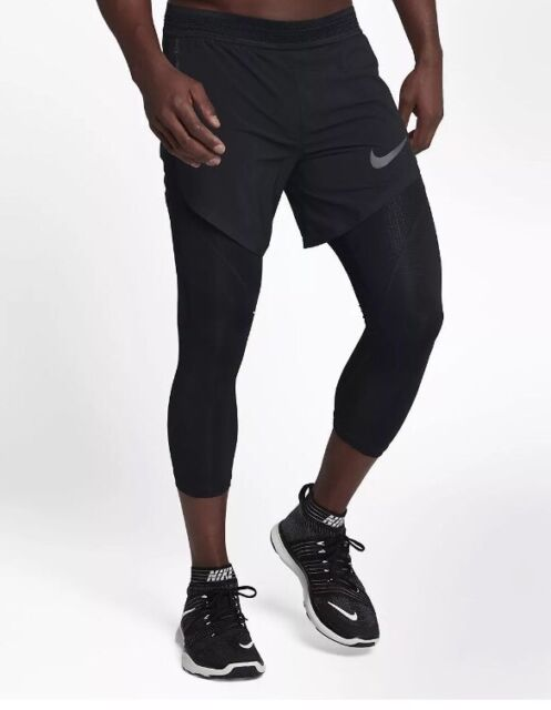 leggings shorts nike