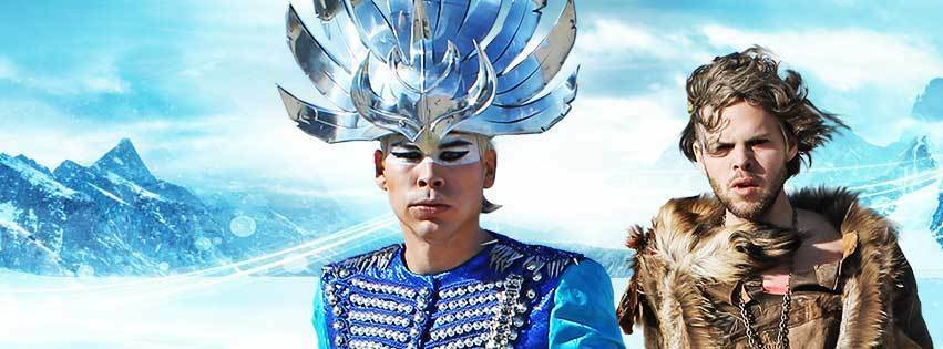 Empire of the Sun with Bishop Briggs, Judah and The Lion and Soul Majestic