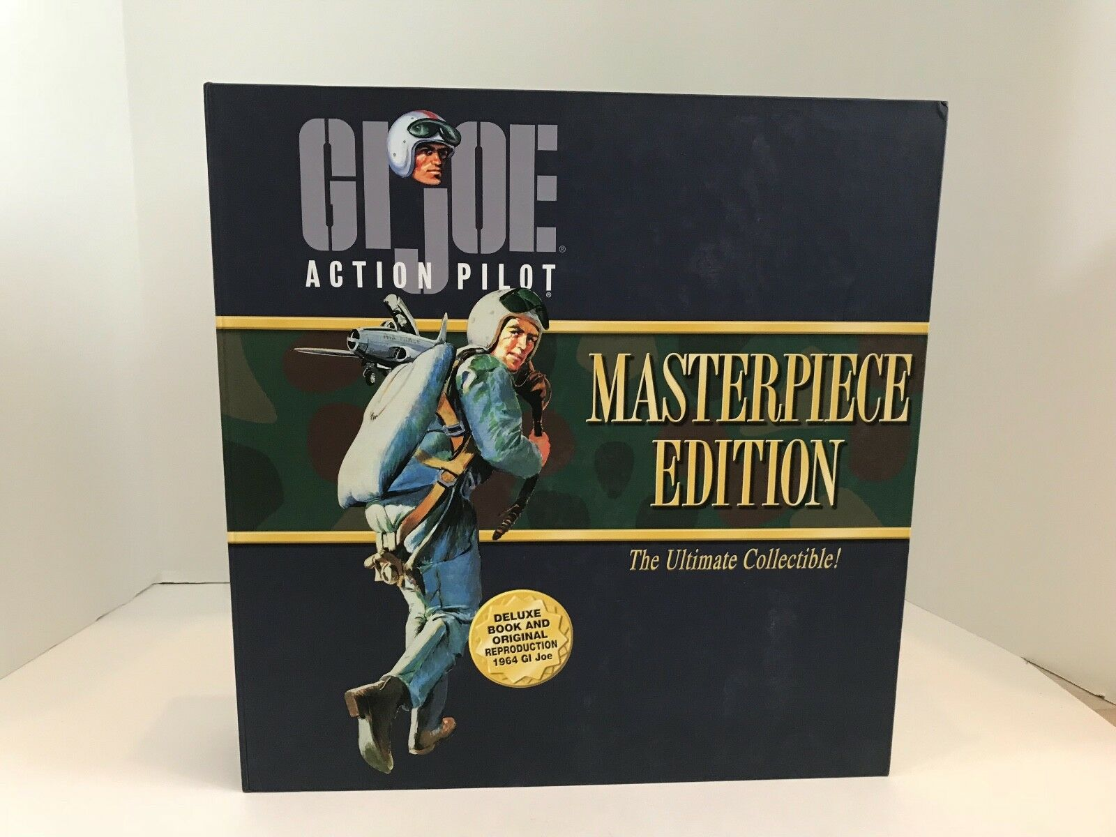 Hasbro 1996 GI Joe Limited Masterpiece Edition Action Pilot 12  Action Figure