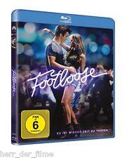 FOOTLOOSE, Es ist wieder Zeit zu tanzen (Kenny Wormald) Blu-ray Disc NEU+OVP