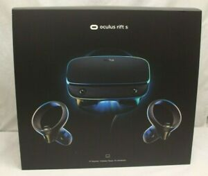 OCULUS-RIFT-S-PC-POWERED-VR-GAMING-HEADSET-VIRTUAL-REALITY-IN-BOX