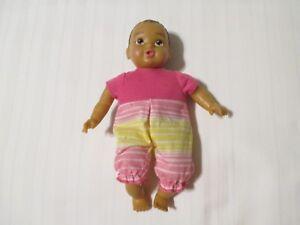 lot  of 4 Jakks Pacific Baby in My Pocket Doll  For Barbie Dolls Dollhouse #ku8
