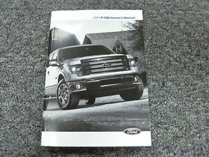 ford   pickup truck owner operator manual xl stx