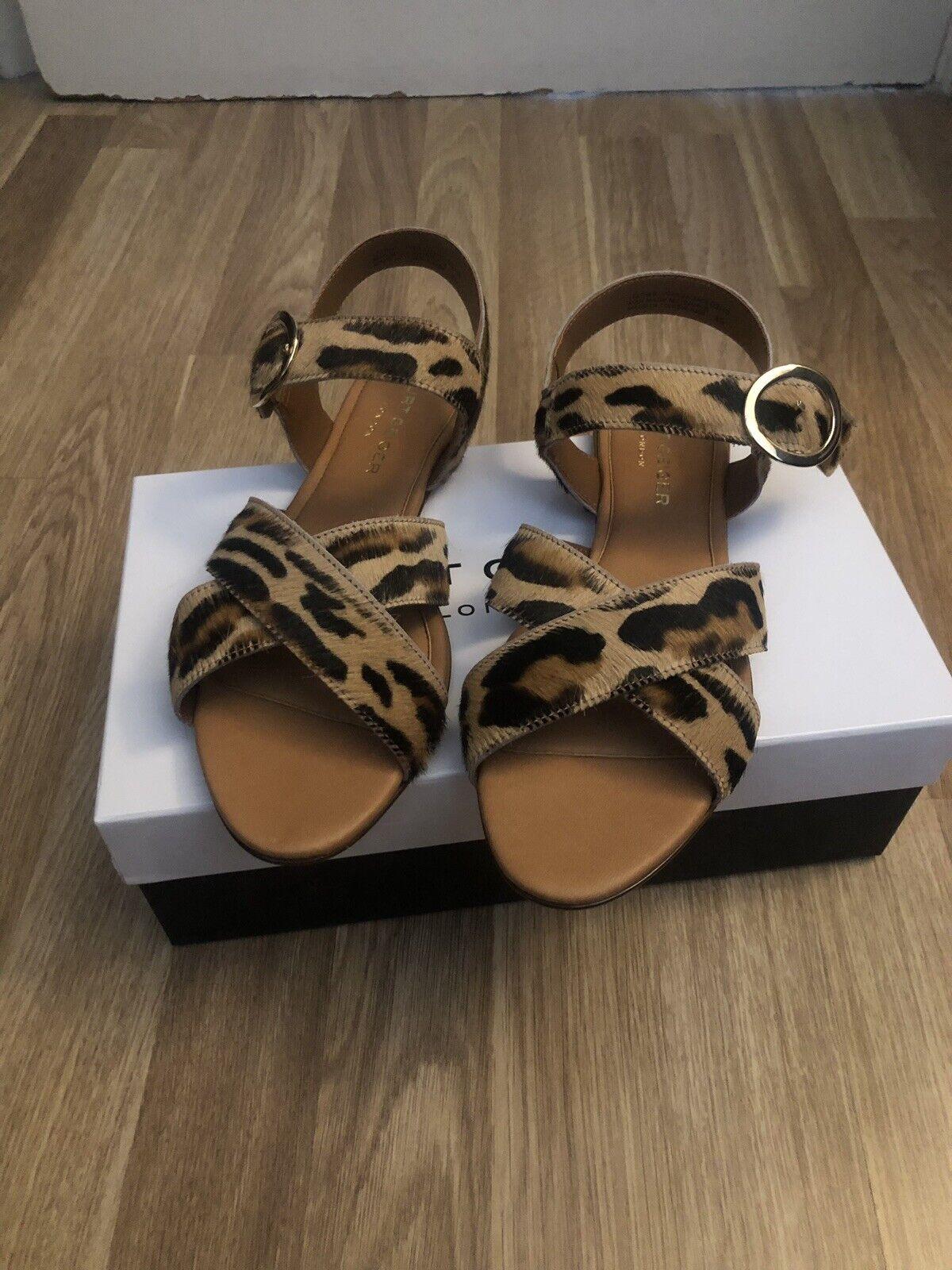 Kurt Kurt Kurt Geiger Tan Sandals Size 6 (brand New) 3f1e23
