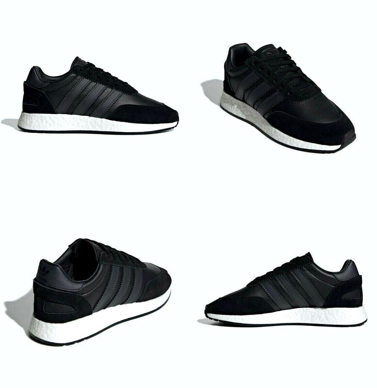 buy popular 63836 66409 Adidas I-5923 Runner shoes Black Carbon white Mens Size 11 US NIB BD7798