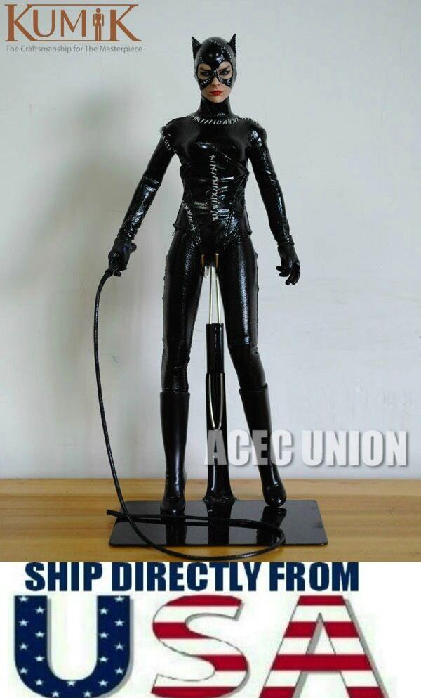 KUMIK Catwoman Batman Returns KMF022 1 6 Action Figure Set - U.S.A. SELLER