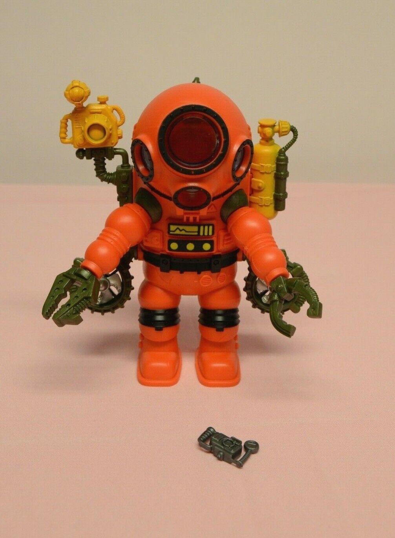 Orange Variant Diving Suit from Deep Meer Adventure Playset  Chap Mei