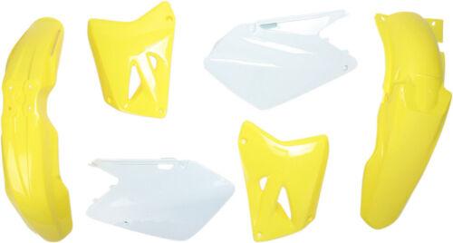 Acerbis Plastic Body Kit for Suzuki RM 125 RM 250 2003-08 Stock Colors