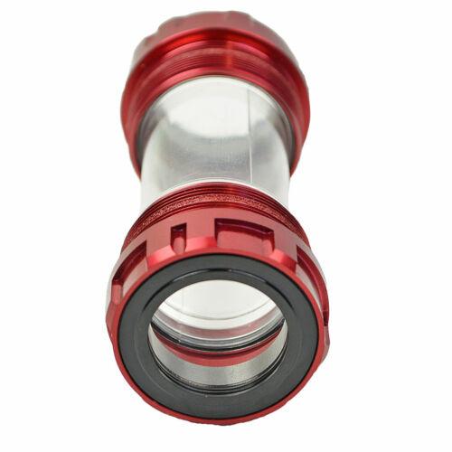 OMNI Racer WORLDS LIGHTEST Integrated Bottom Bracket SRAM GXP Red Force RED 62g
