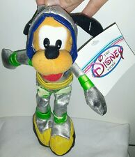 SPACEMAN PLUTO PLUSH DISNEY STORE 22Cm. Mickey Mouse Peluche Topolino Soft Toy