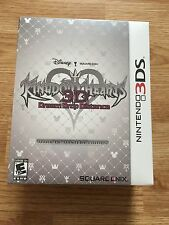 Kingdom Hearts 3D: Dream Drop Distance -- Mark Of Mastery Editon NEW SEALED