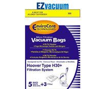 Hoover H30+ Telios Vacuum Cleaner Bags And Filters 40101001