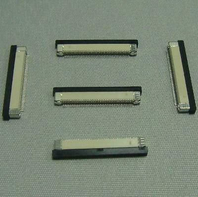 5pcs FFC/FPC connector 40pin pitch 0.5mm bottom contact