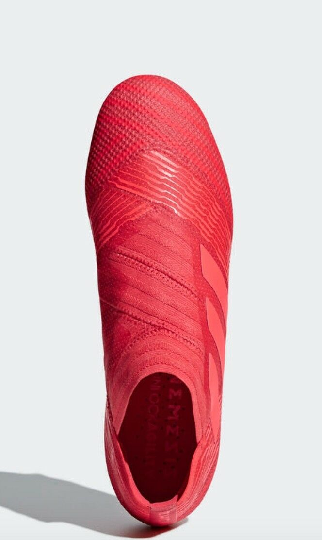 Adidas Nemeziz 17+ 360 Red Soccer Cleat Size 9