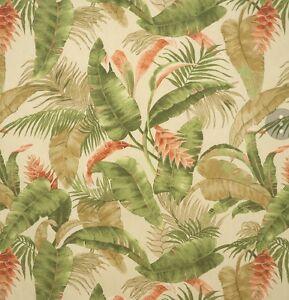 Tropical Print Upholstery Fabric Revolutionhr