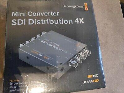 Blackmagic Design Mini Converter Sdi Distribution 4k Ebay