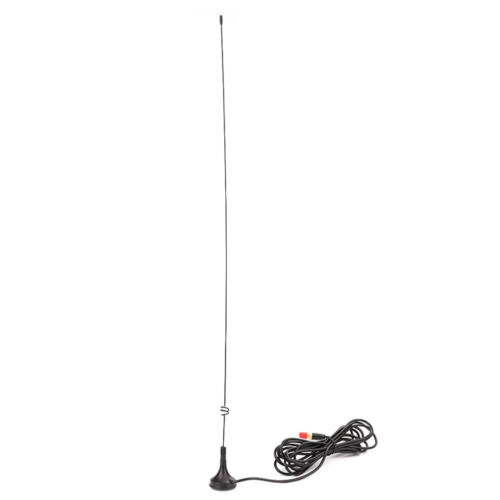 SMA-F Dual Band UHF VHF Magnetic Cars Vehicle Mounted Antenna For BaoFeng UV5R