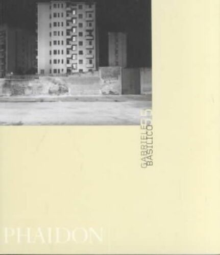 1 of 1 - Gabriele Basilico (Phaidon 55's), Very Good Condition Book, Bonami, Francesco, I