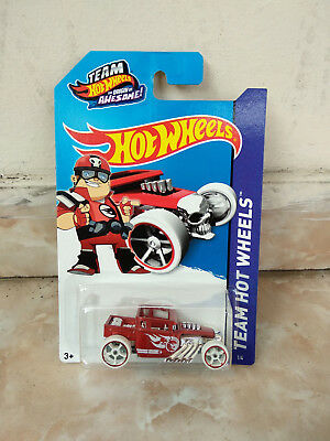 Hot Wheels Bone Shaker Indonesia Exclusive Collectible Item