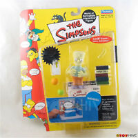 THE SIMPSONS WENDELL PLAYMATES SERIES 10 Toys