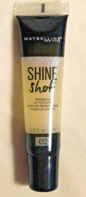 578193efba9 Maybelline Shine Shot Prismatic Lip Topcoat 02 Lipgloss for sale ...