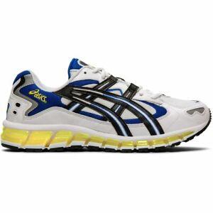 Asics 1021A159 100 Gel Kayano 5 360 Noir/Blanc Homme Chaussures De Course