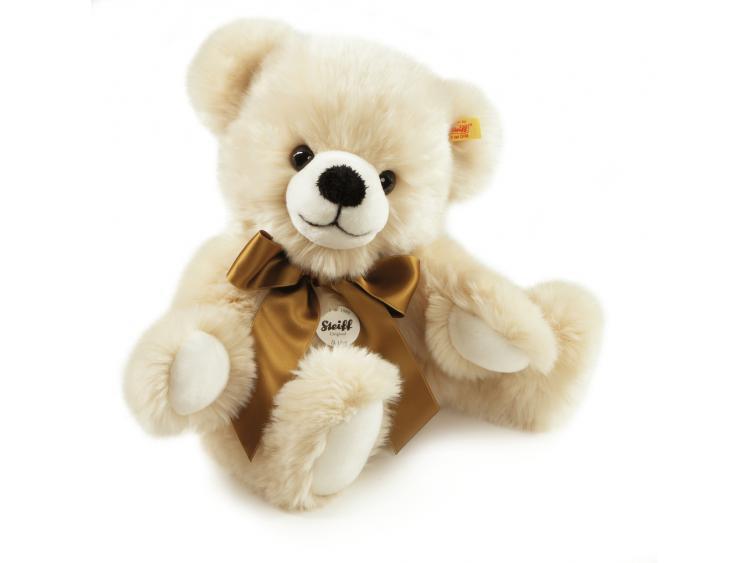 Steiff Schlenker-Teddybär  Bobby  40cm creme 013478