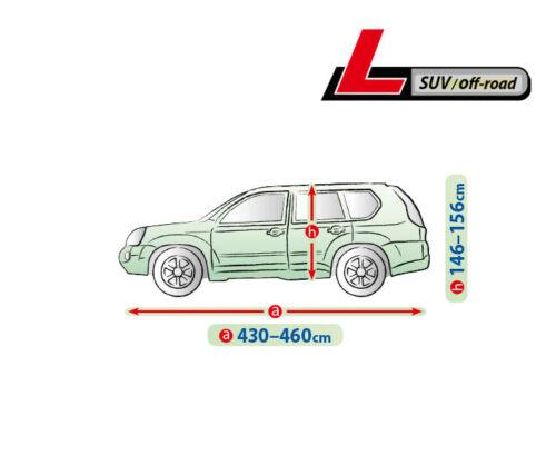 Telo Copriauto Copri Auto Macchina per Land Rover Freelander Range Rover Evoque