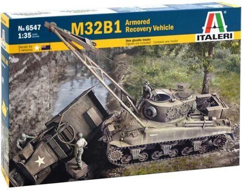 Italeri-1-35-6547-Bergepanzer-M32B1