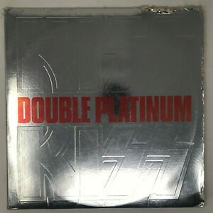 Kiss-Double-Platinum-LP-Vinyl-Record-Original-Pressing-1978-NBLP-7100-2