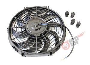 Motorsportluefter-Universal-310mm-Rennsportluefter-saugend-Turbo