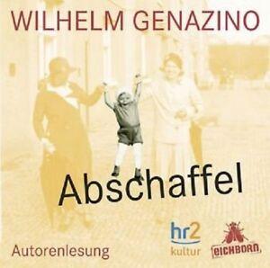 WILHELM-GENAZINO-ABSCHAFFEL-CD-NEU