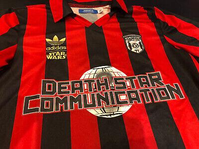 Adidas Originals X Star Wars Football/ Soccer Jersey Darth Vader #77 SZ M Small | eBay