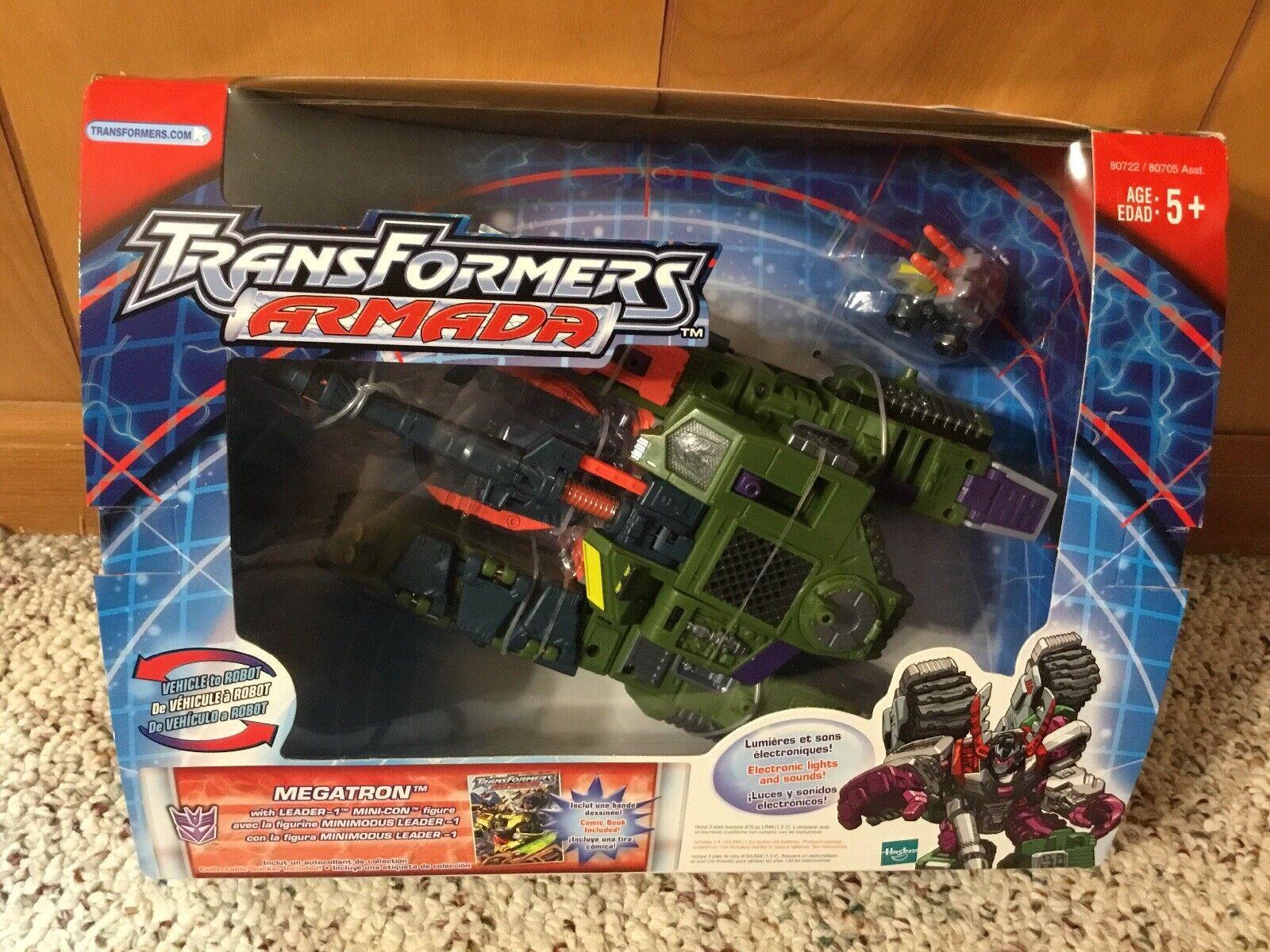 Transformers, el invencible megatron, líder de megatron.