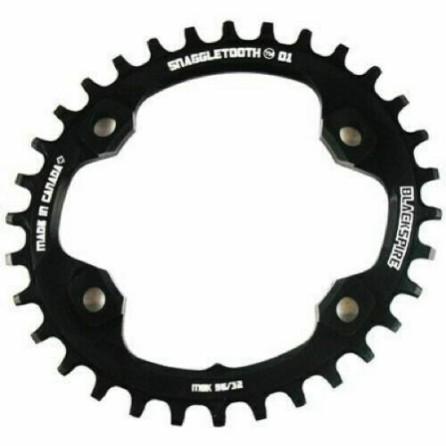 Blackspire Snaggletooth Narrow Wide Chainring Oval Shimano XT M8000 9-11 Sp 30T